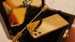 Would You Buy a Gold-Plated iPhone 11 Pro Refurb from a Drug Lord's Brother?