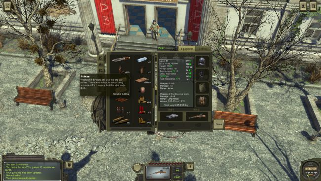 Acclaimed Role Playing Game ATOM RPG Arrives for iOS and Android