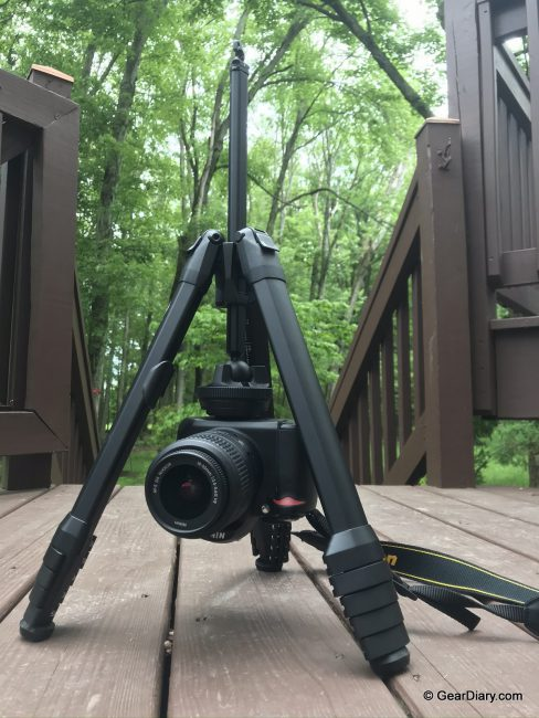 Peak Design's Travel Tripod: A Well-Designed, Compact Tripod for Everyday Use