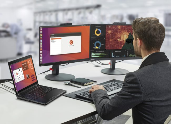 Lenovo Leans into Linux Workstations