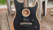 Fender Acoustasonic Stratocaster, the Shape-Shifting Guitar