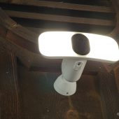 Arlo Pro 3 Floodlight Camera Expands Your Security Camera System with a Bright Light and Tracking