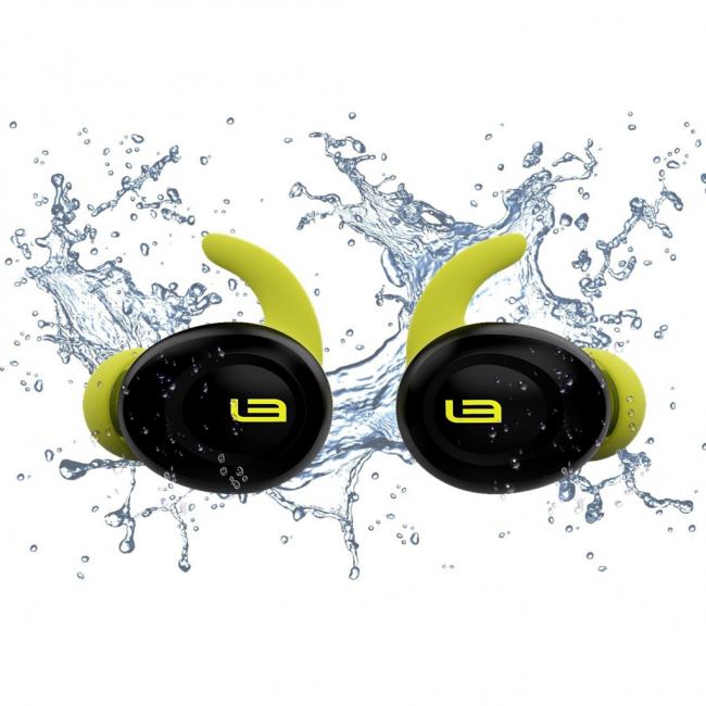 LinearFlux HyperSonic True Wireless In-Ear HD Speakers Sound Good and Stay Put