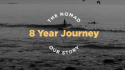 Nomad Marks Eight Successful Years with Their Story and YOUR Discount