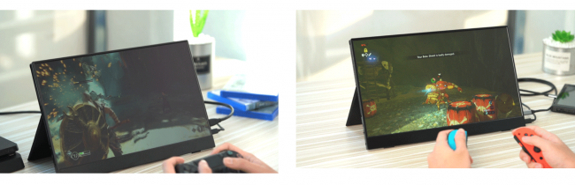 """Vissles-M 15.6"""" Portable Touchscreen Monitor Has Been a Lifesaver During the Pandemic"""