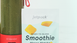 BlendJet and JetPacks Let You Make Smoothies Anywhere, Anytime