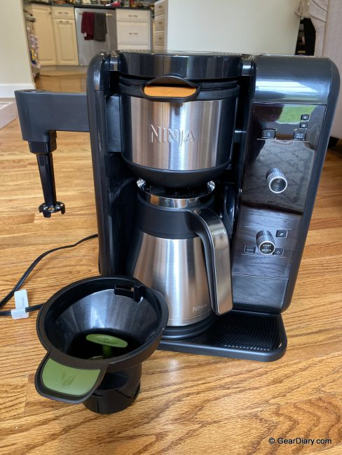 Ninja's Hot & Cold Brew System Offers Choice and Versatility While Making Great Coffee or Tea