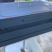 Fusion from Everdure by Heston Blumenthal Is a Feature Filled, Highly Designed Charcoal Grill