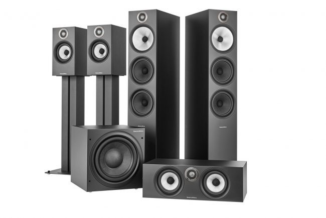 Bowers & Wilkins 600 Series Anniversary Edition Speakers Celebrate 25 Years of Audio Excellence and Value