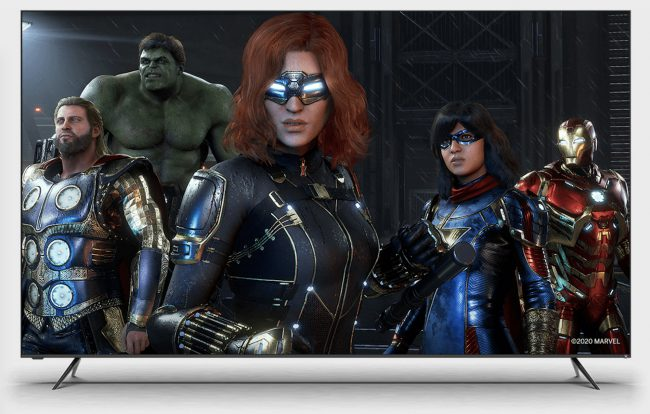 VIZIO Launches One of the Best 'Marvel Avengers' Giveaways We've Yet Seen