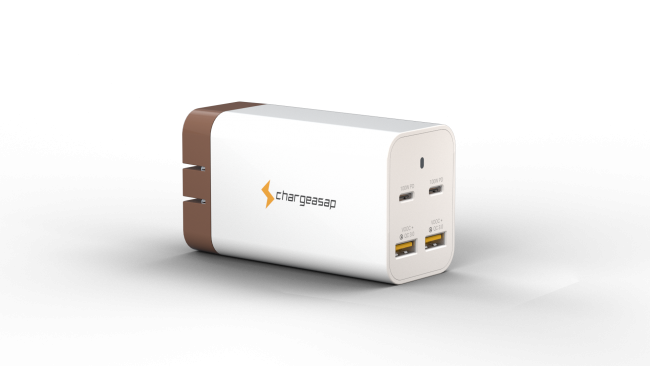 The Chargeasap Omega Is the World's Smallest 200W GaN USB-Charger; Here's Why You Should Consider It