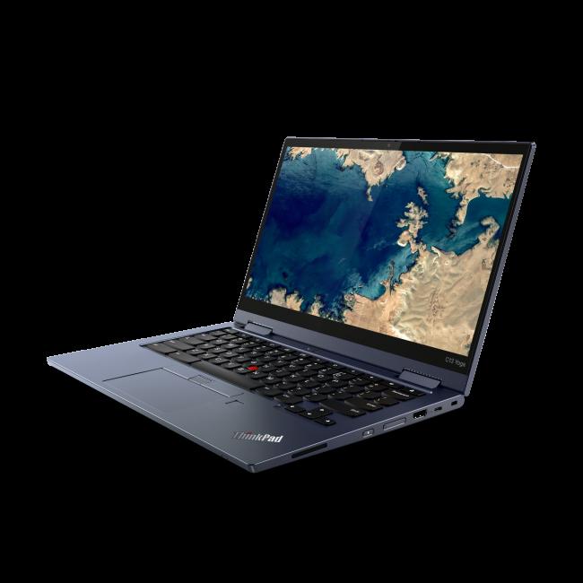 Chromebooks Go Corporate with the Lenovo ThinkPad C13 Yoga Chromebook Enterprise