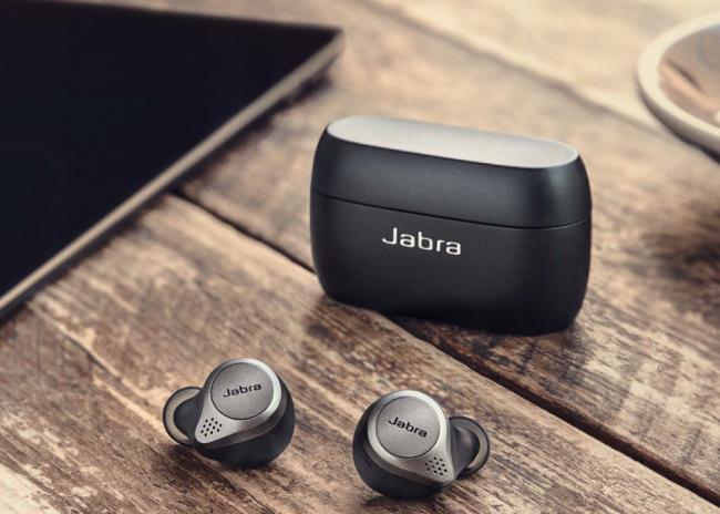 Jabra Adds ANC to Elite 75t/75t Active True Wireless Earphones