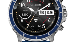 Citizen Jumps into the Smartwatch World with the C Z Smart