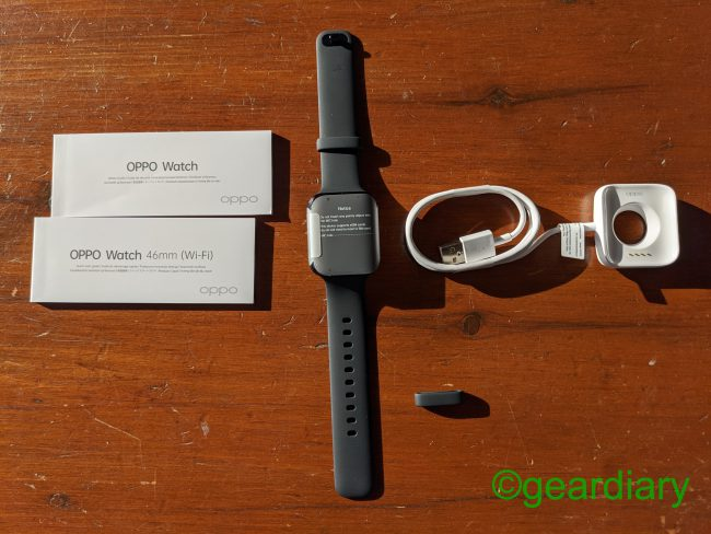 Powered by Wear OS, the OPPO Watch Is an Android User's Answer to Smart Wrist-Wear