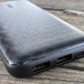 Aukey Basix Blade Series Power Bank Review: Two Pocketable Models with 20,000mAh of Portable Power