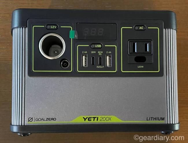 Goal Zero YETI 200X Portable Power Station