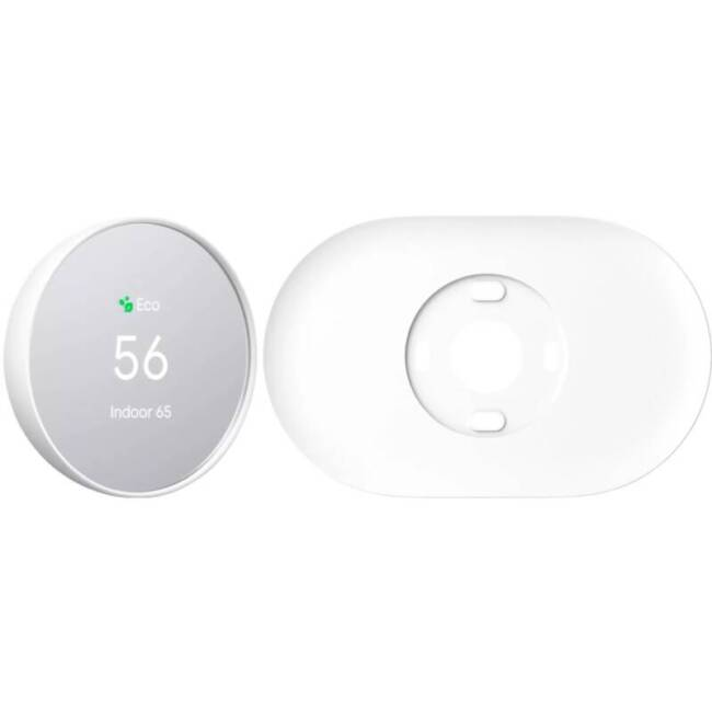 Google Nest Smart Thermostat with Bonus Trim Kit