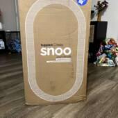 The Happiest Baby SNOO Smart Sleeper Bassinet Review