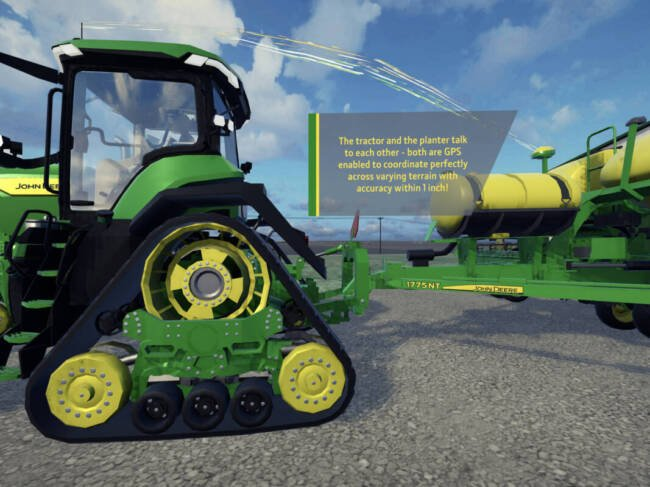 John Deere Highlights How Technology and Sustainability Drive Modern Farming