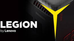 Lenovo Legion Ready to Make Gamer's Dreams Come True with Powerful New Gaming Gear