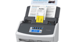 Fujitsu's All-New ScanSnap iX1600 and ScanSnap iX1400: Easily Digitize Your Workflow