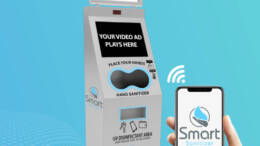 Smart Sanitizer CES 2021