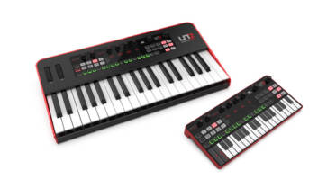 IK Multimedia Introduces the UNO Synth Pro and UNO Synth Pro Desktop
