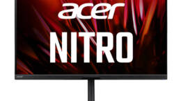 Acer Makes Gaming Sessions Even Clearer with New Predator and Nitro Monitors