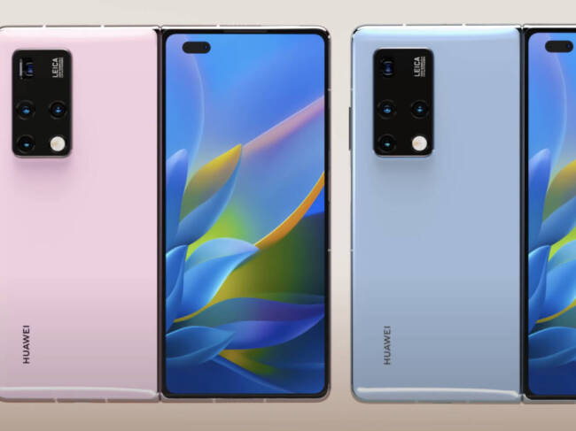 Huawei Mate X2 Launch Teases Excellent Hardware That Won't Be Coming to the US