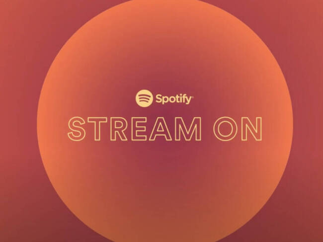 Spotify Stream On Event